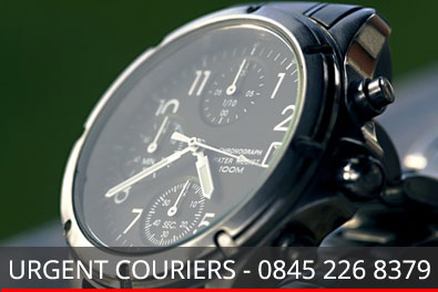 watch with urgent courier message - 0845 226 8379