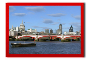 picture of london thames river