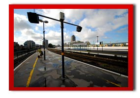 picture of croydon train station