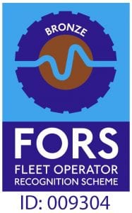 Links Courier FORS certified