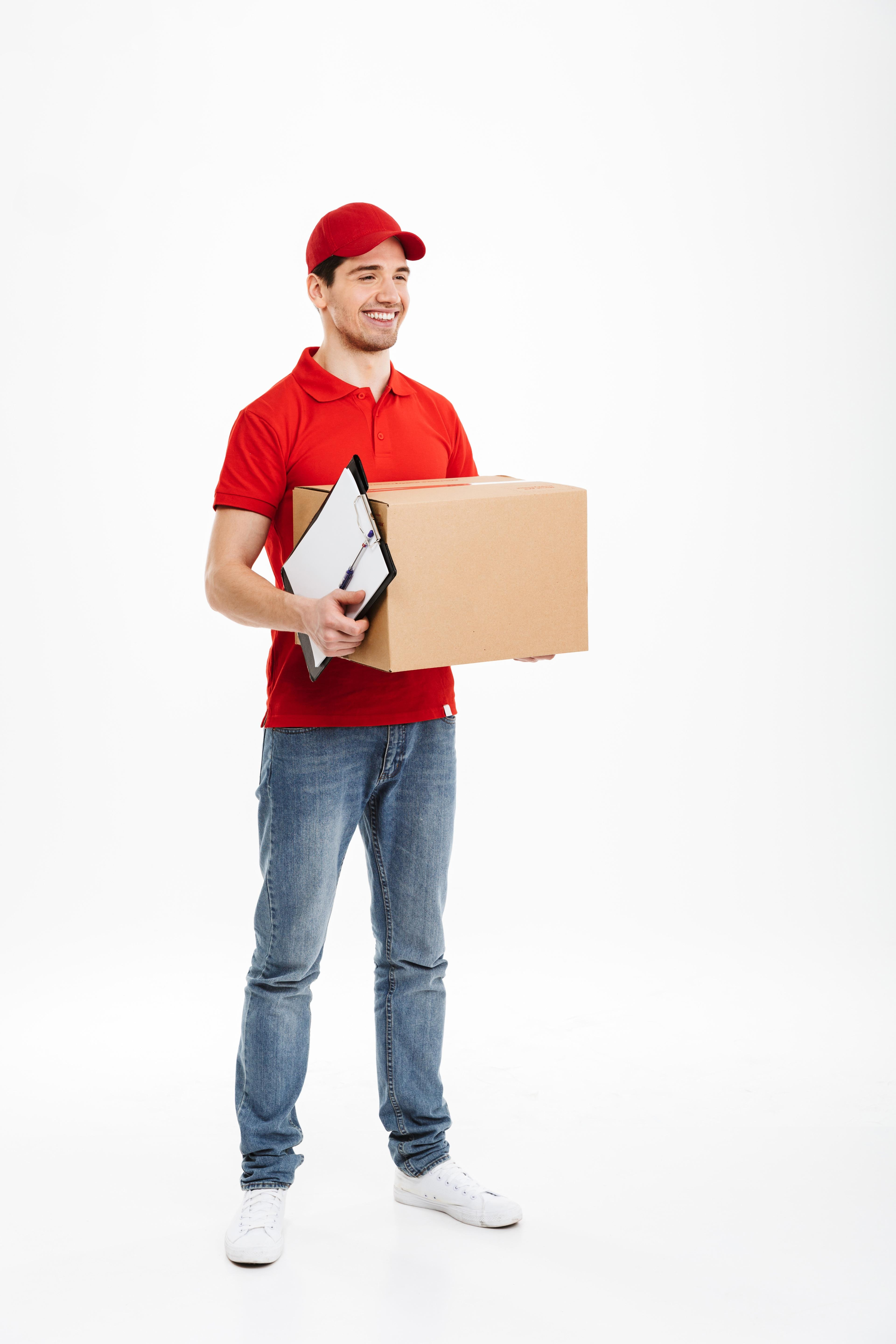 Links courier delivery services
