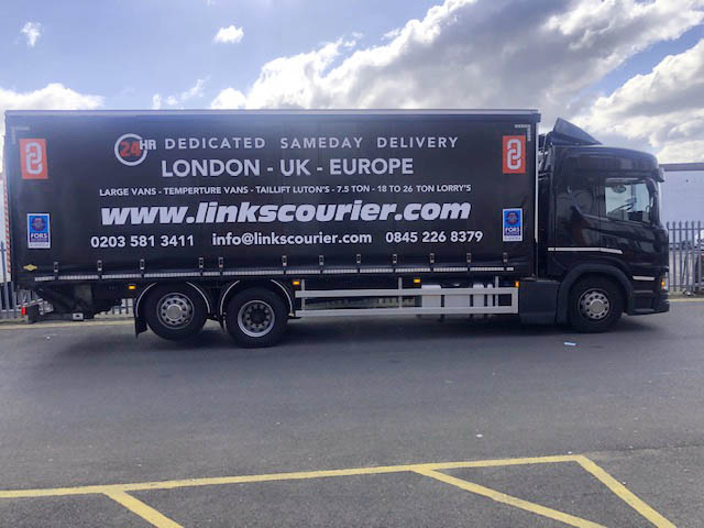 heavy and light haulage pallet courier uk