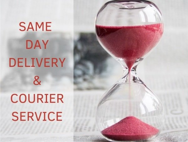 SAME DAY DELIVERY & COURIER SERVICE